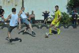 Селидівська виправна колонія: у футбол грають усюди