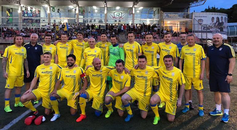 Переможне турне Бразилією та Аргентиною