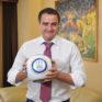 Привітання АВФУ від президента ФФУ Андрія Павелка